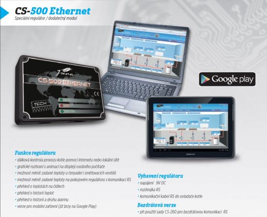 Ethernet CS 500