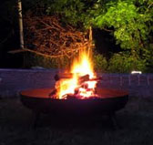 Otevřené ohniště