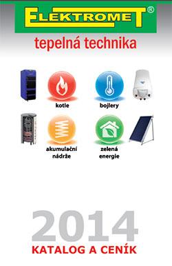 Katalog a ceník 2014